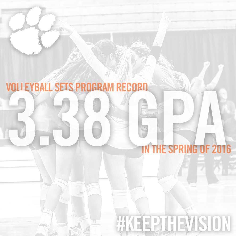 Volleyball Sets Program Record