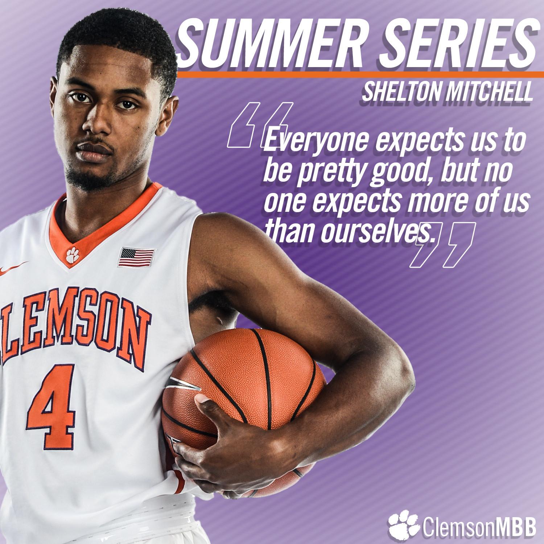 Summer Series: Shelton Mitchell