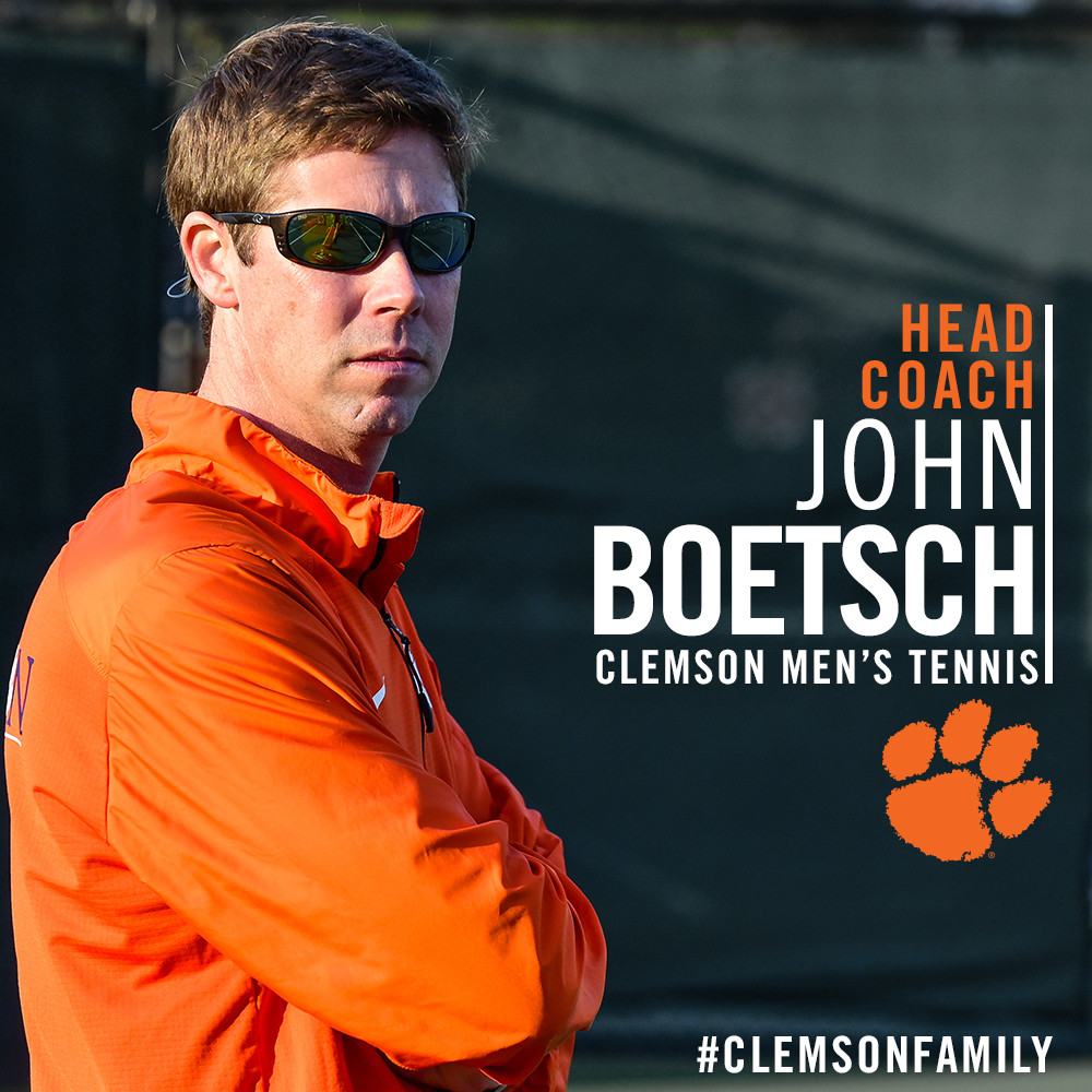 John Boetsch Named Head Coach