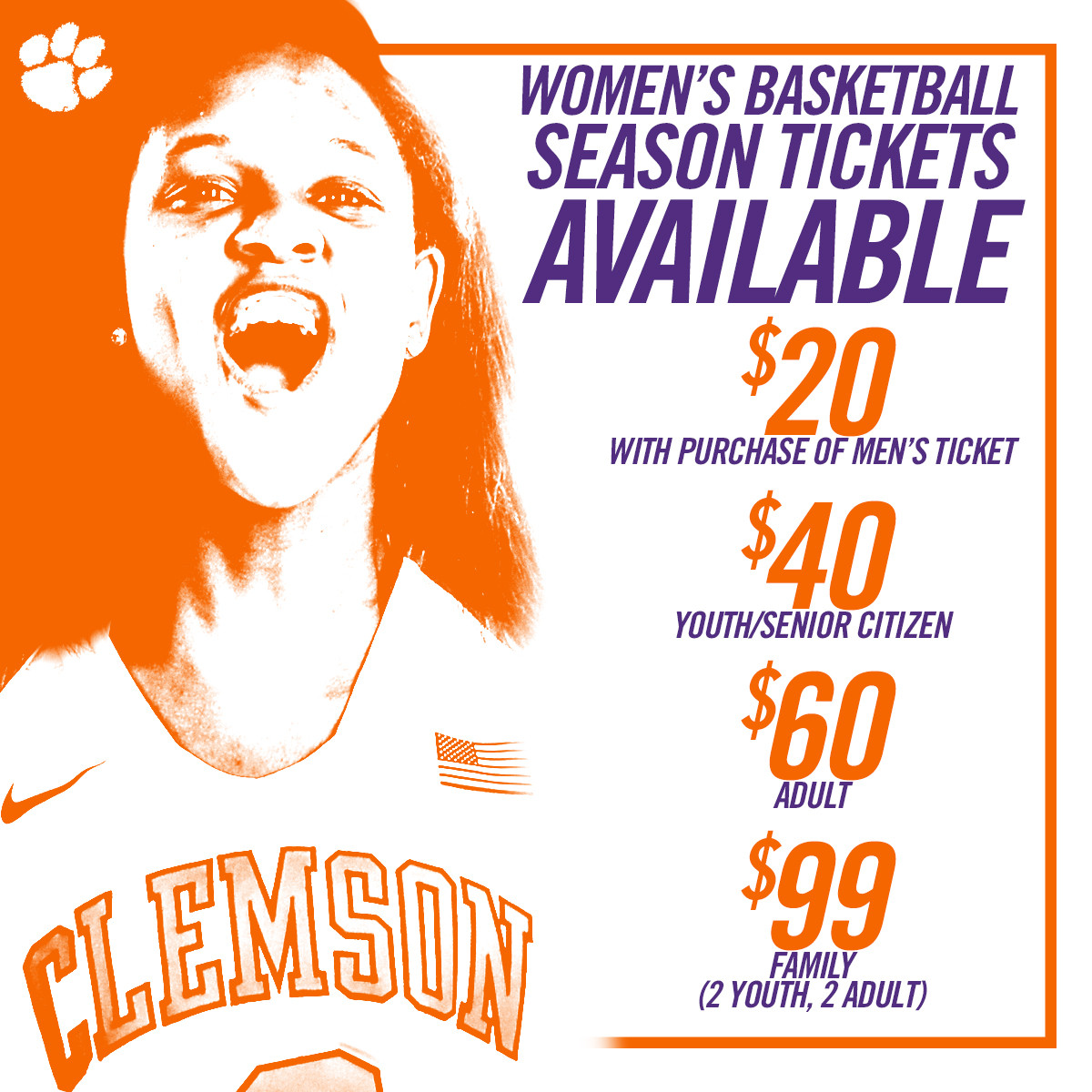 Season Tickets Now on Sale for 2016-17