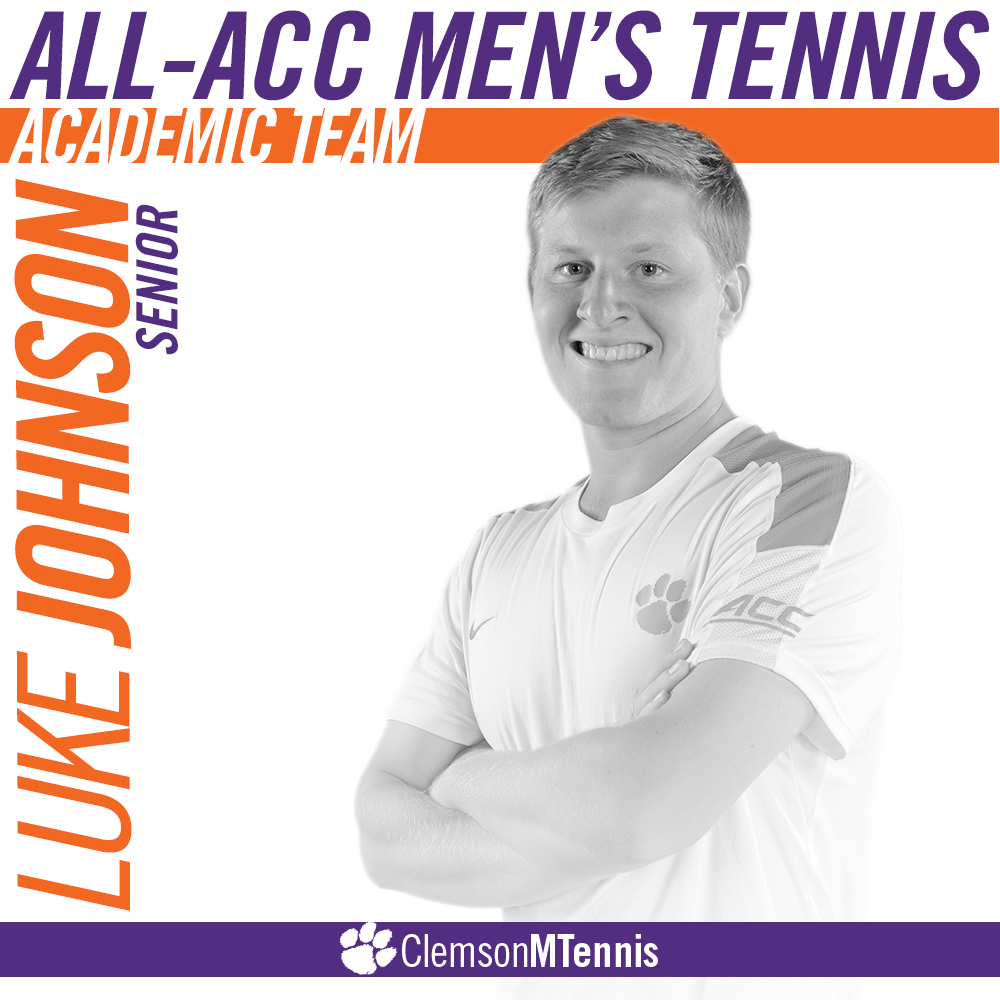 Johnson Named to All-ACC Academic Team