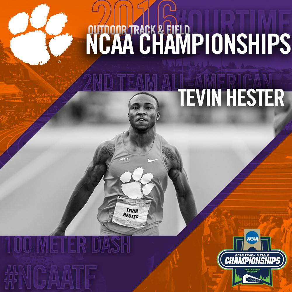 Tigers Qualify Two For NCAA Finals