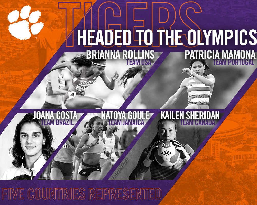 Five Tigers Are Headed to Rio