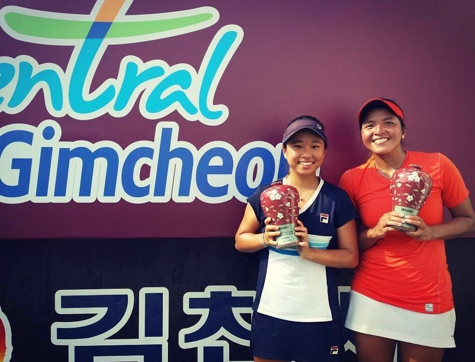 Former Tiger Jessy Rompies Wins ITF $10K Doubles Title in Korea