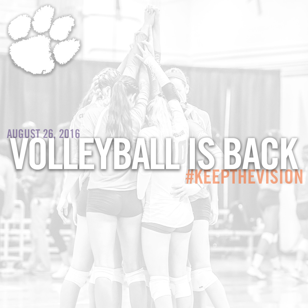 Volleyball Returns To Jervey Aug. 26