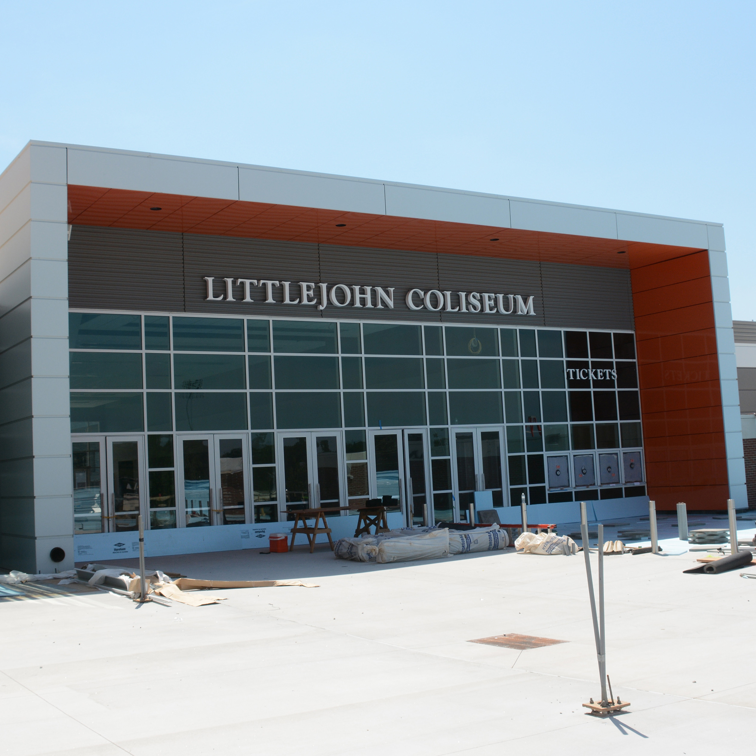Littlejohn Coming Along