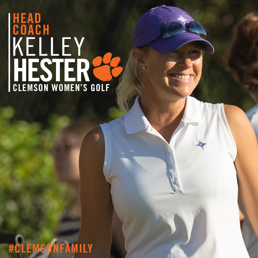 Kelley Hester Joins The Clemson Family