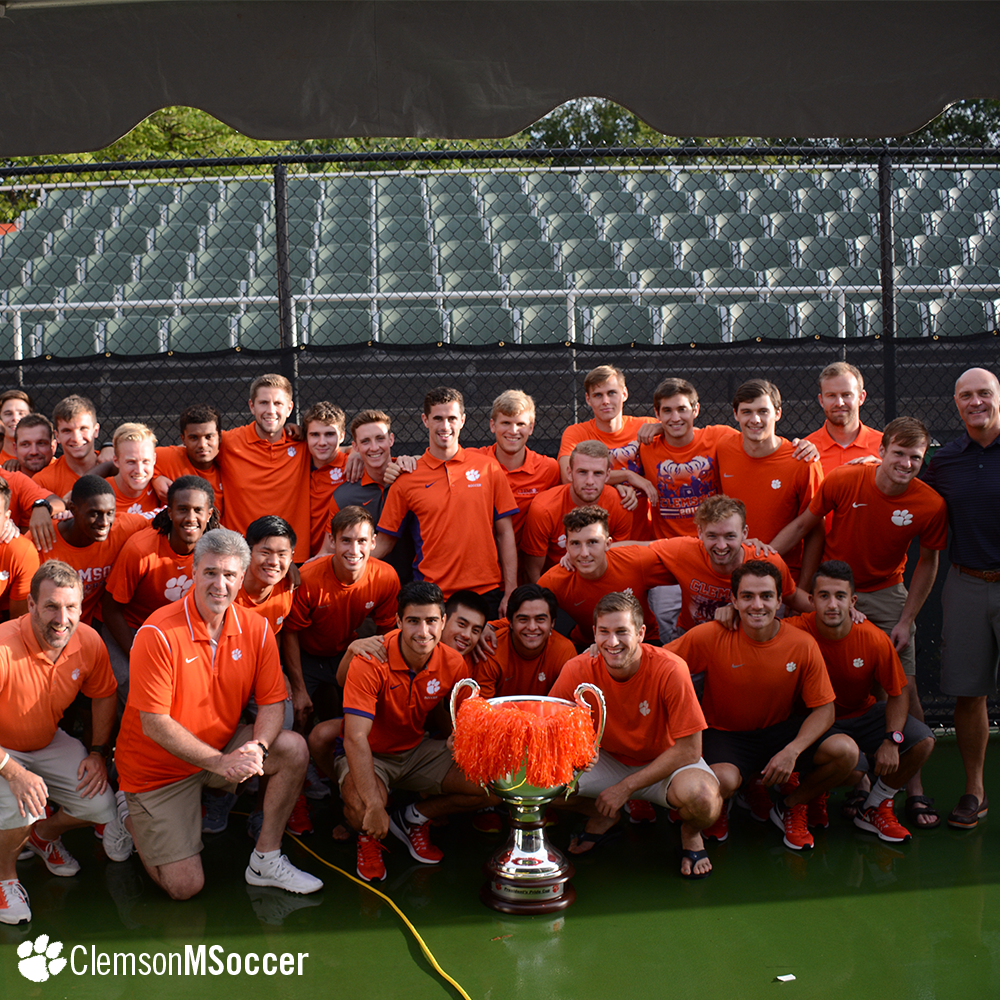 Tigers Earn President?s Pride Cup for 2015-16