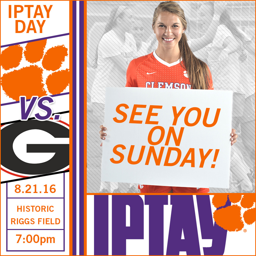 IPTAY Day At Women's Soccer Set For This Sunday