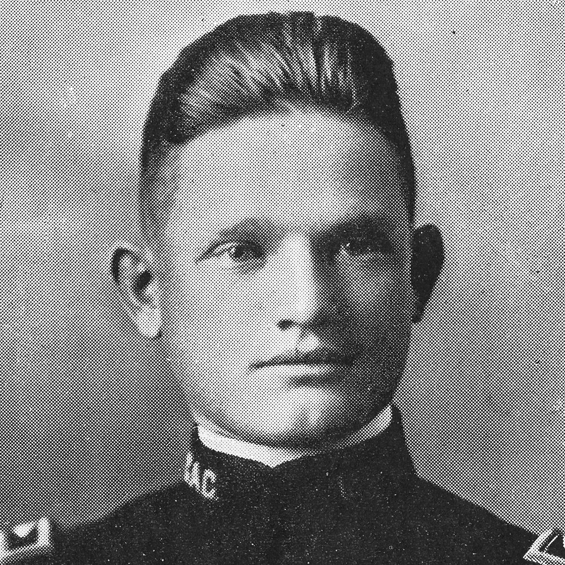 John Wofford – First Olympian