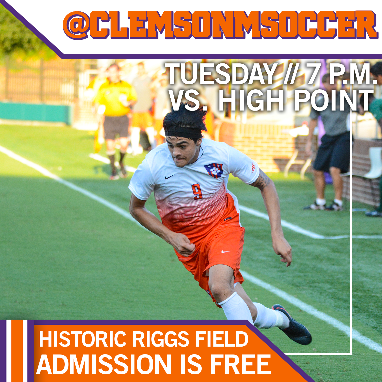 Clemson to Hold Second Exhibition Match