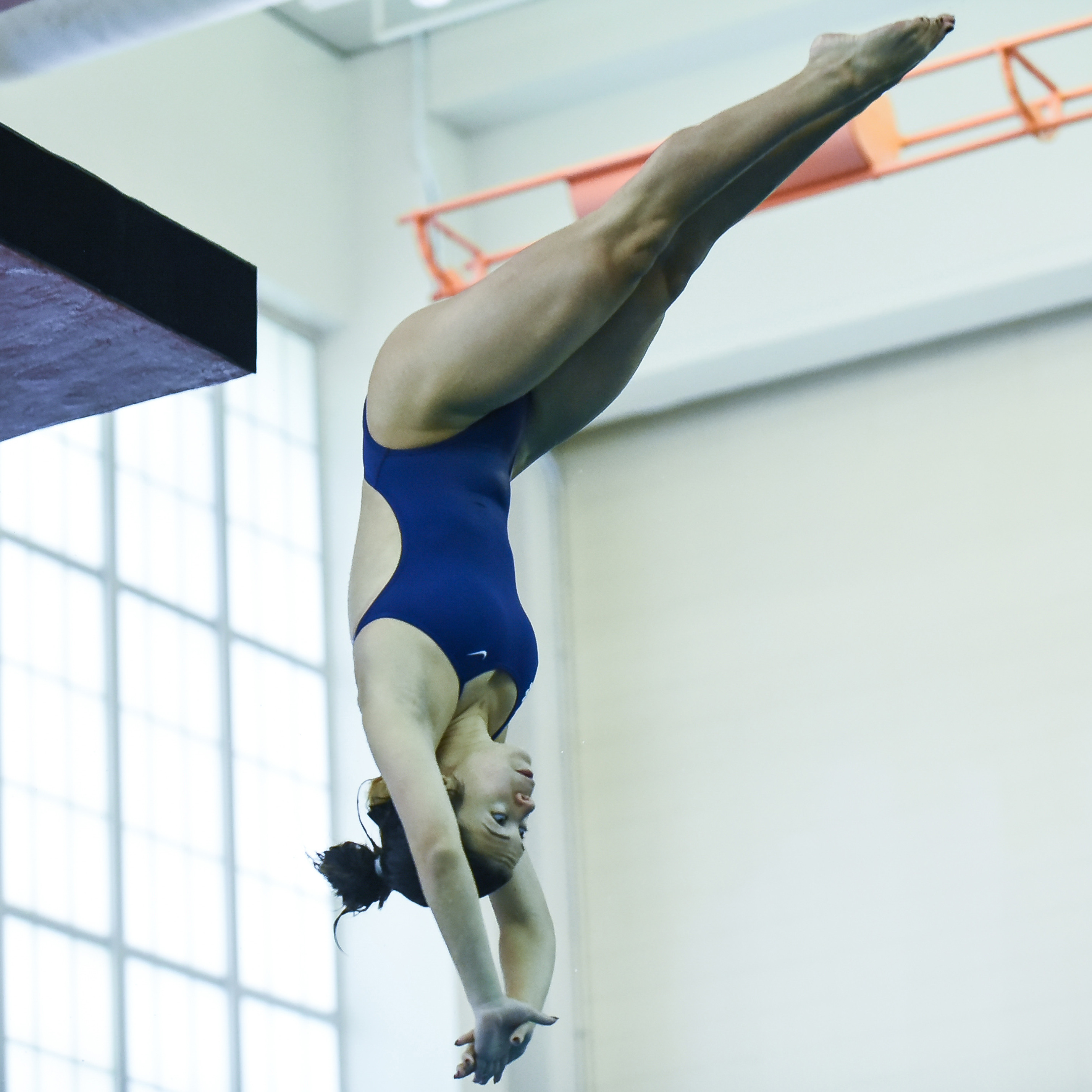 Blank Participates at USA Diving National Zone C Meet