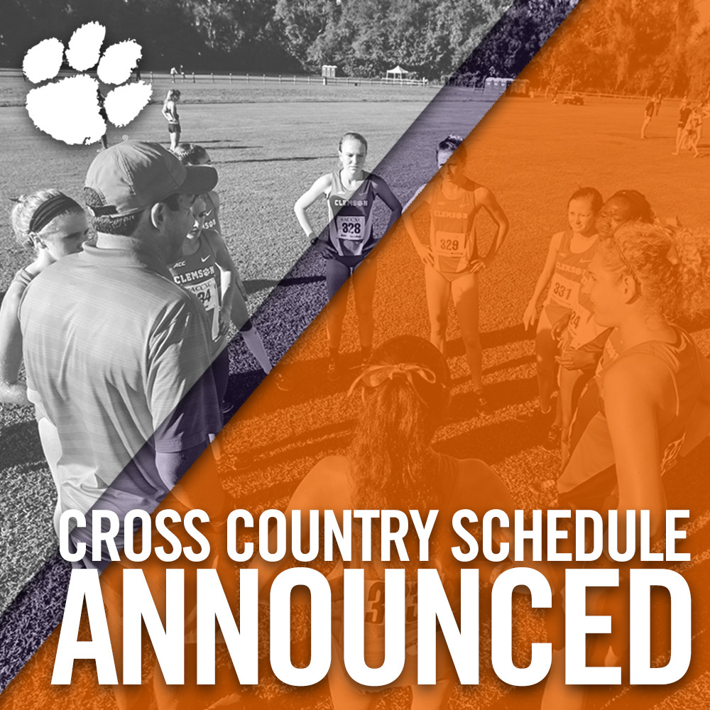 2016 Cross Country Schedule Announced