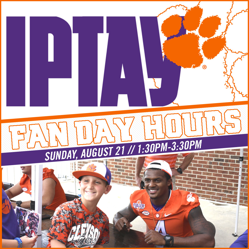 IPTAY Center To Be Open Sunday, August 21 For Fan Day