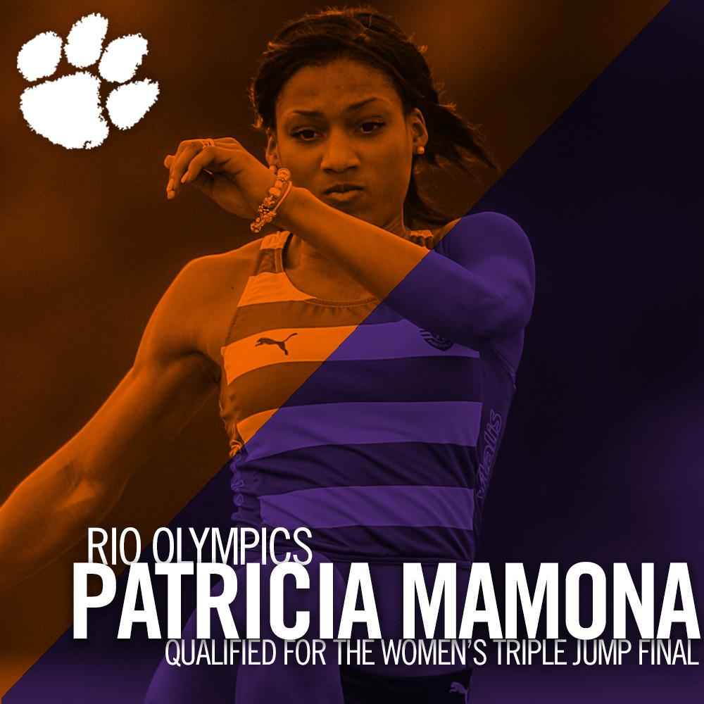 Mamona Advances to Final in Rio