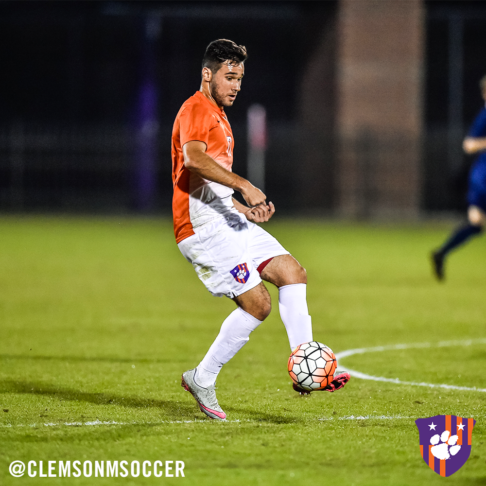Clemson Hosts UAB for Exhibition Match