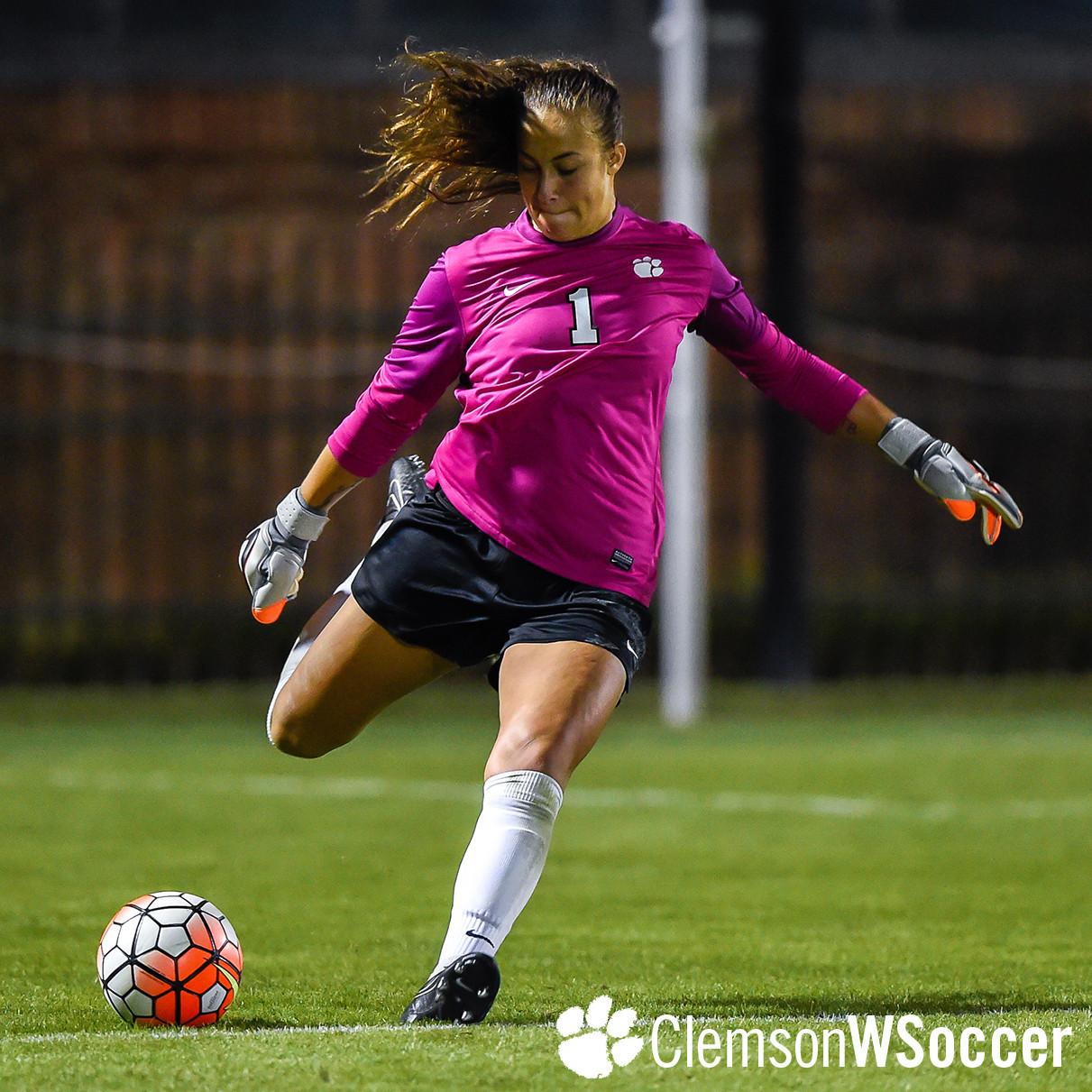 No. 8 Tigers Fall to No. 7 West Virginia 1-0 On the Road