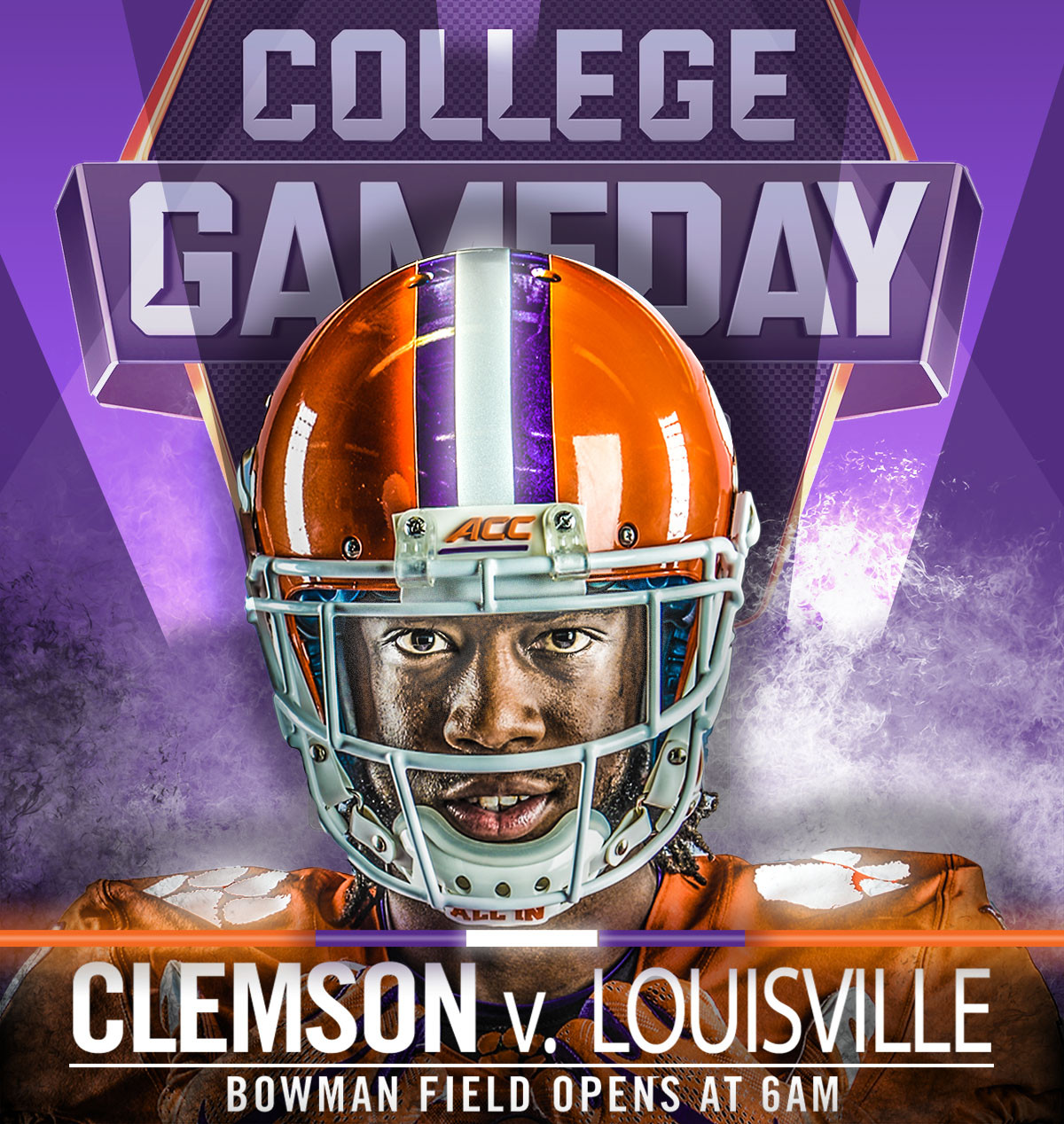 What To Know Before the Show – ESPN Gameday – Clemson Tigers
