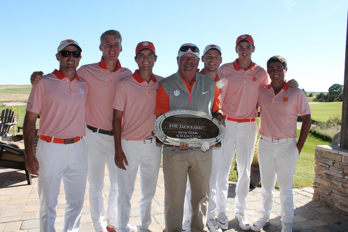 Clemson to Host 2020 NCAA Men's Golf Regional