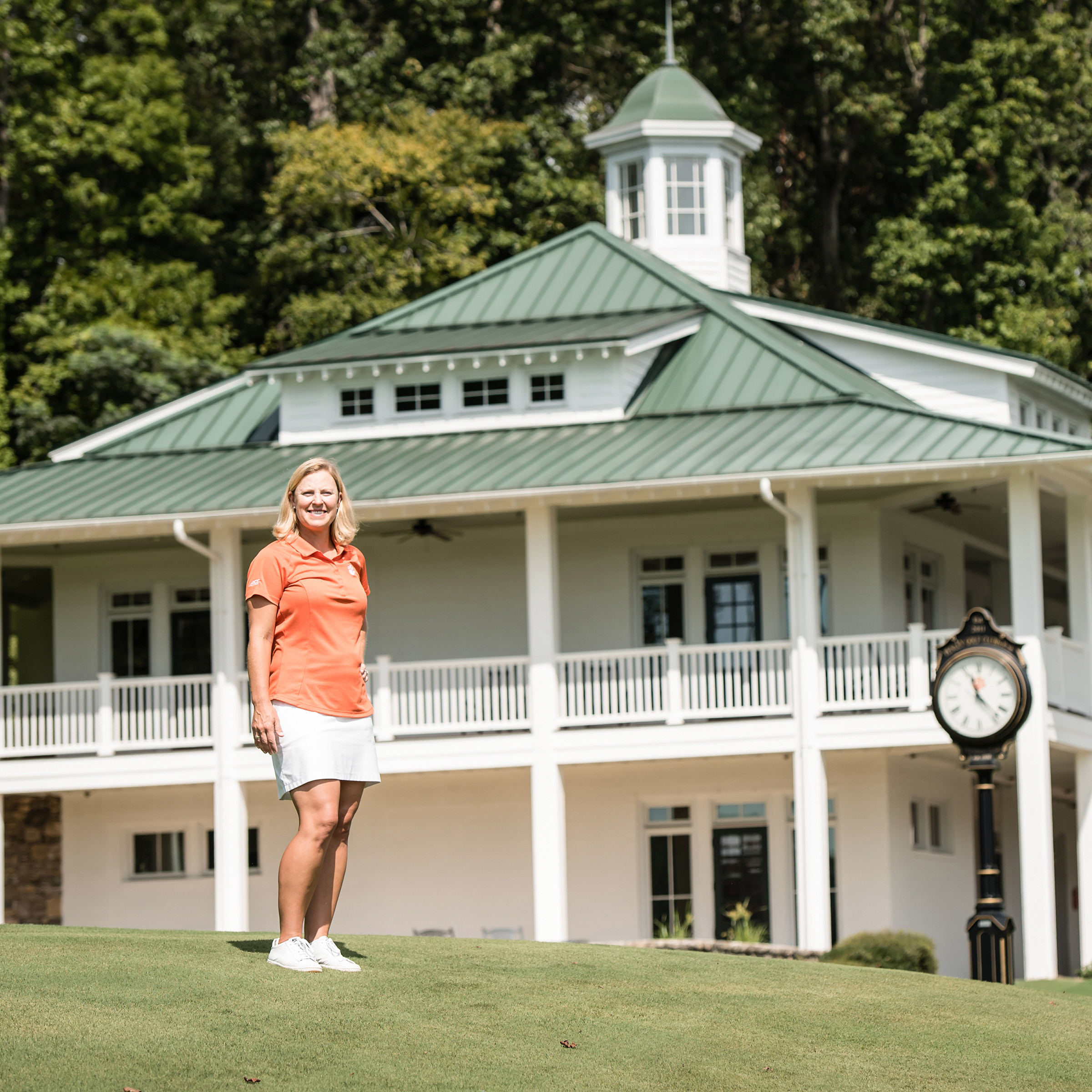 Clemson Finishes 17th at Cougar Classic