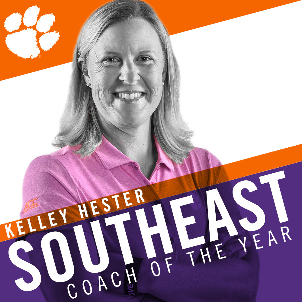 Hester Named Southeast Coach Of The Year