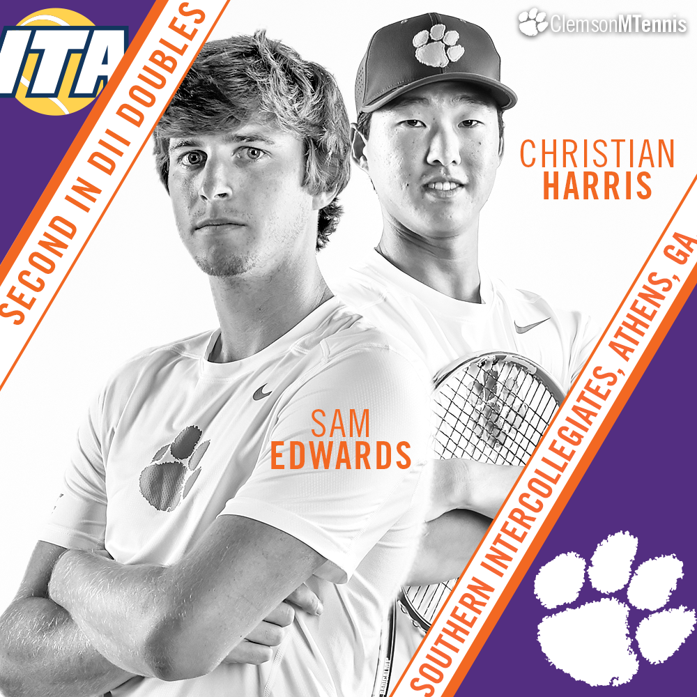 Clemson Completes Play in First Two Fall Tournaments