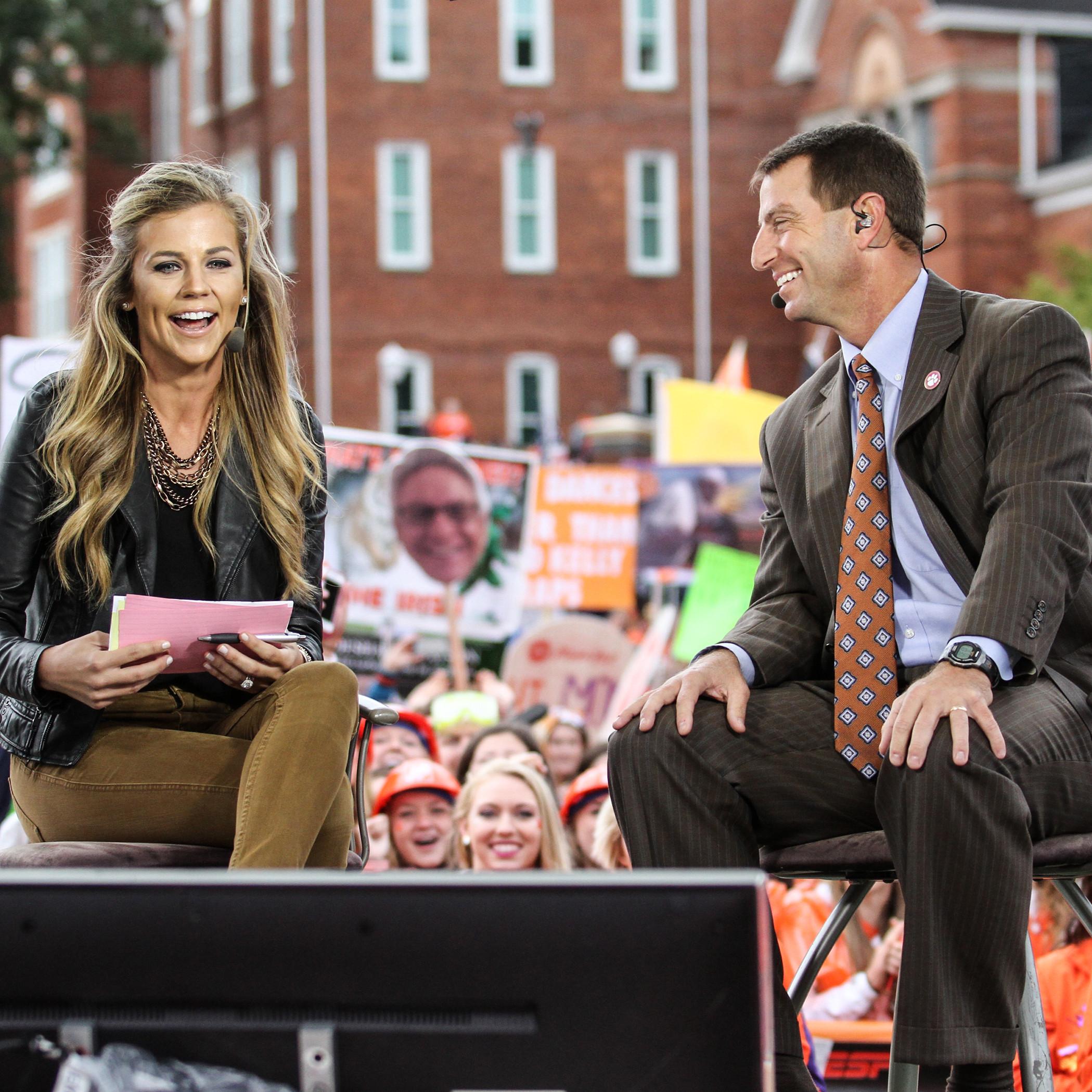 ESPN College GameDay Returns to Clemson