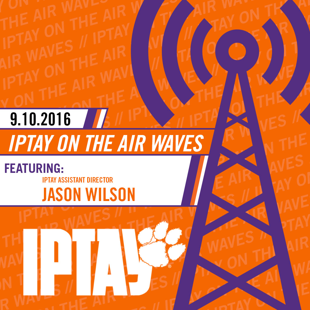 105.5 WCCP Welcomes IPTAY On Air For Week 2