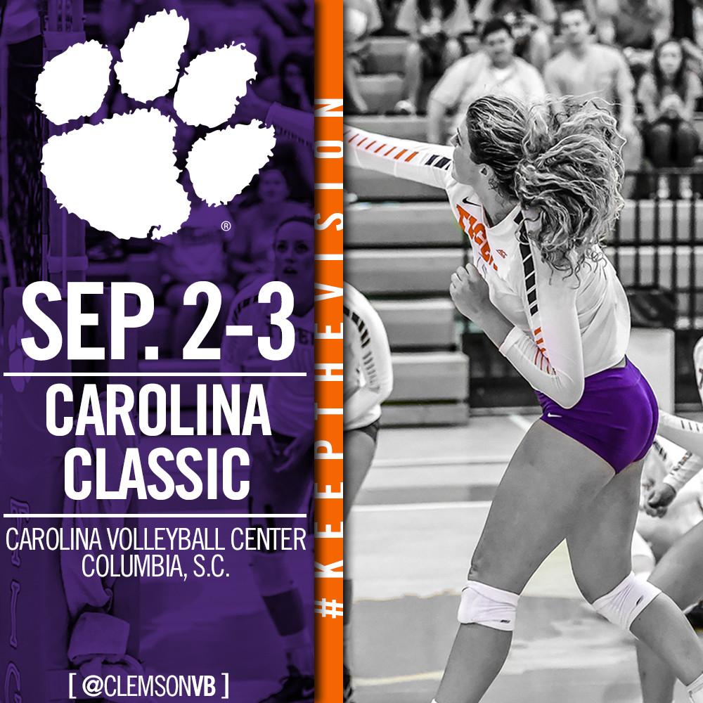 Tigers To Square Off With Gamecocks In Carolina Classic