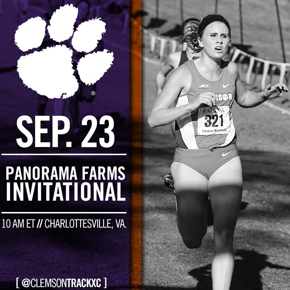 Cross Country Takes On Panorama Farms Invitational