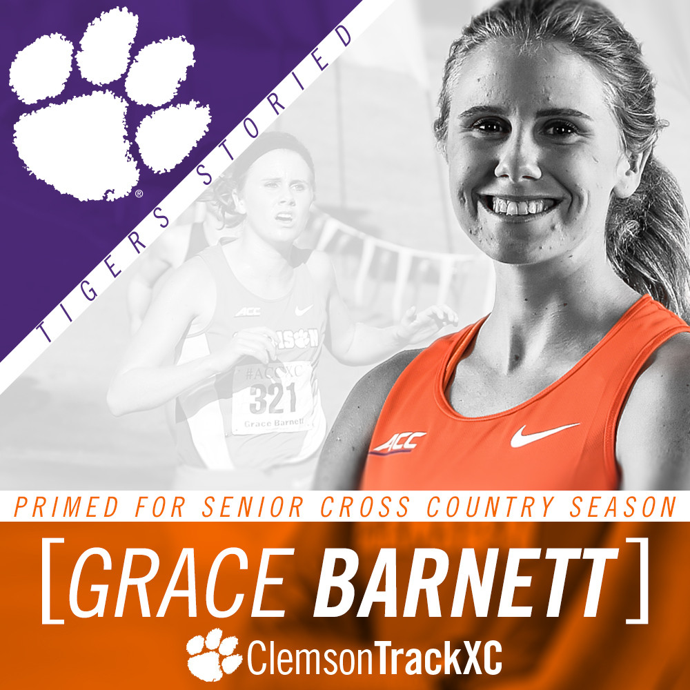 Grace Barnett Primed for Senior Cross Country Season