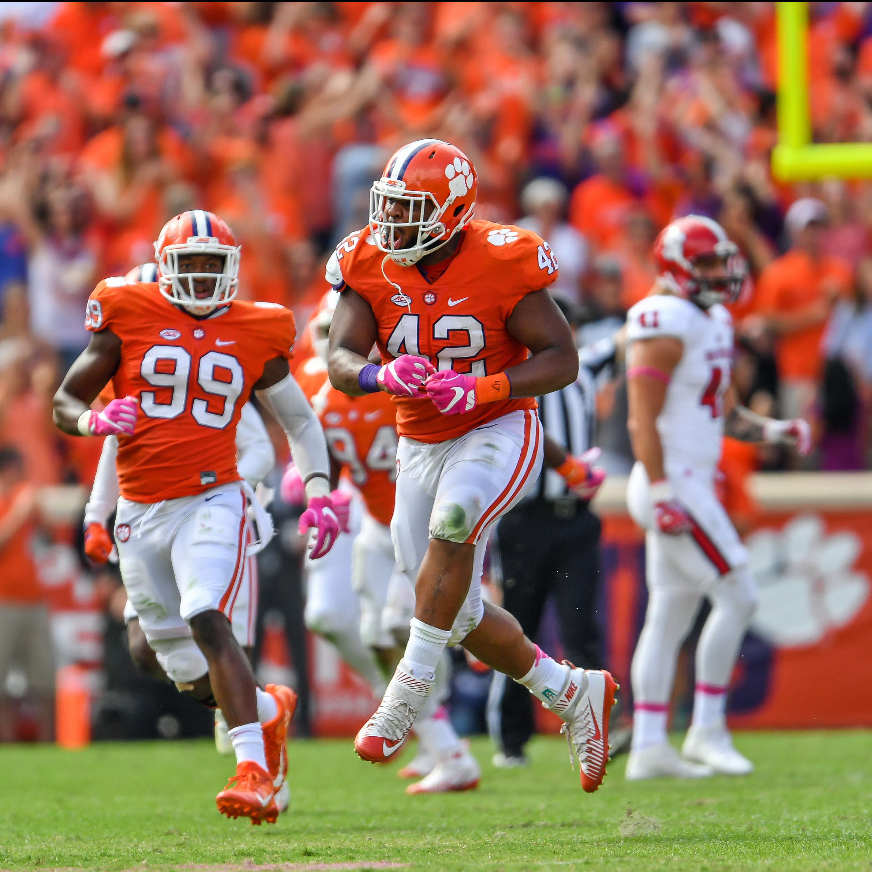 Clemson Remains Fourth in College Football Playoff Ranking