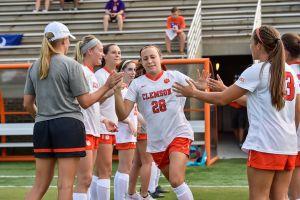 Clemson Women's Soccer || Clemson Advances 5-4 in PKs over Miami