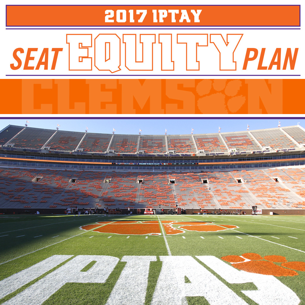 IPTAY Announces Adjustments To Seat Equity Plan