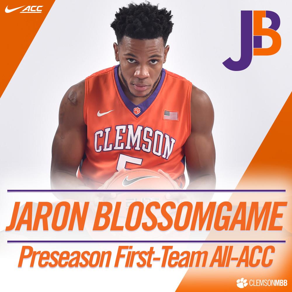 Blossomgame Preseason All-ACC