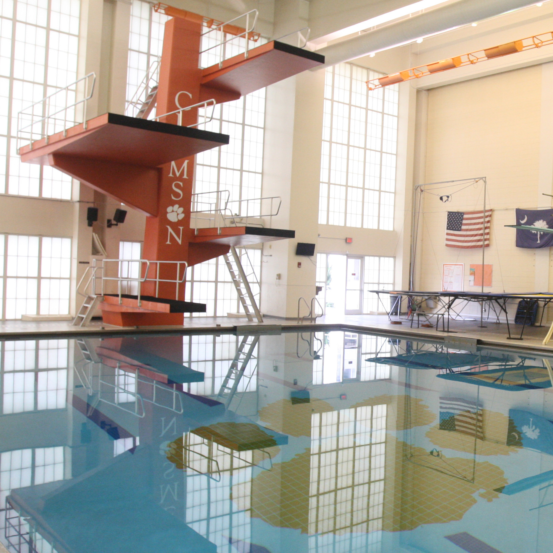 Clemson Diving Adds South Carolina to Home Schedule
