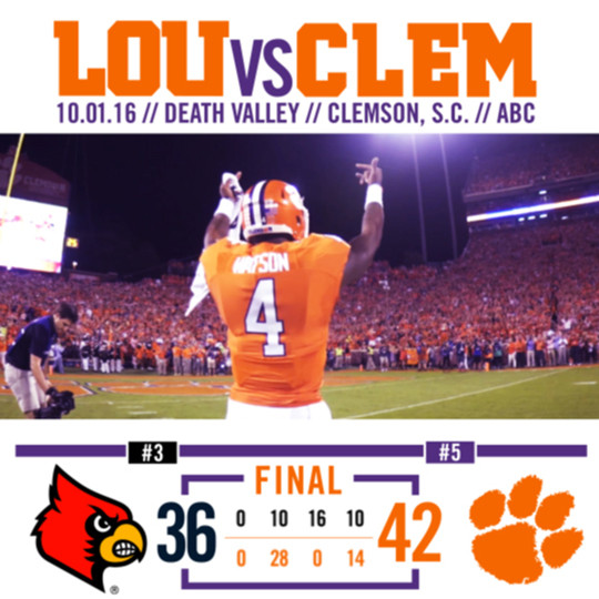 Tigers Down No. 3 Cards 42-36