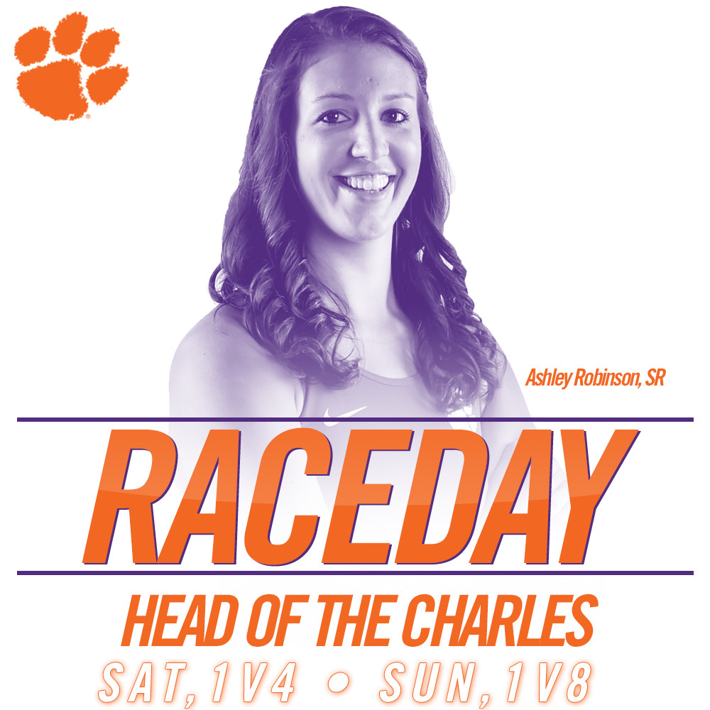 Clemson Ready for Head of the Charles