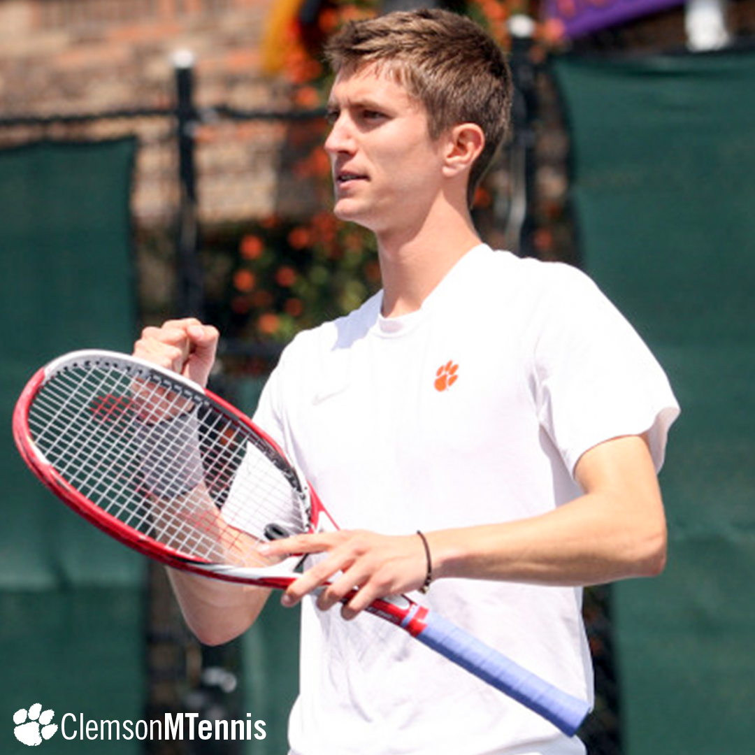 Former Tiger Maden Qualifies for First ATP World Tour Main Draw in Belgium
