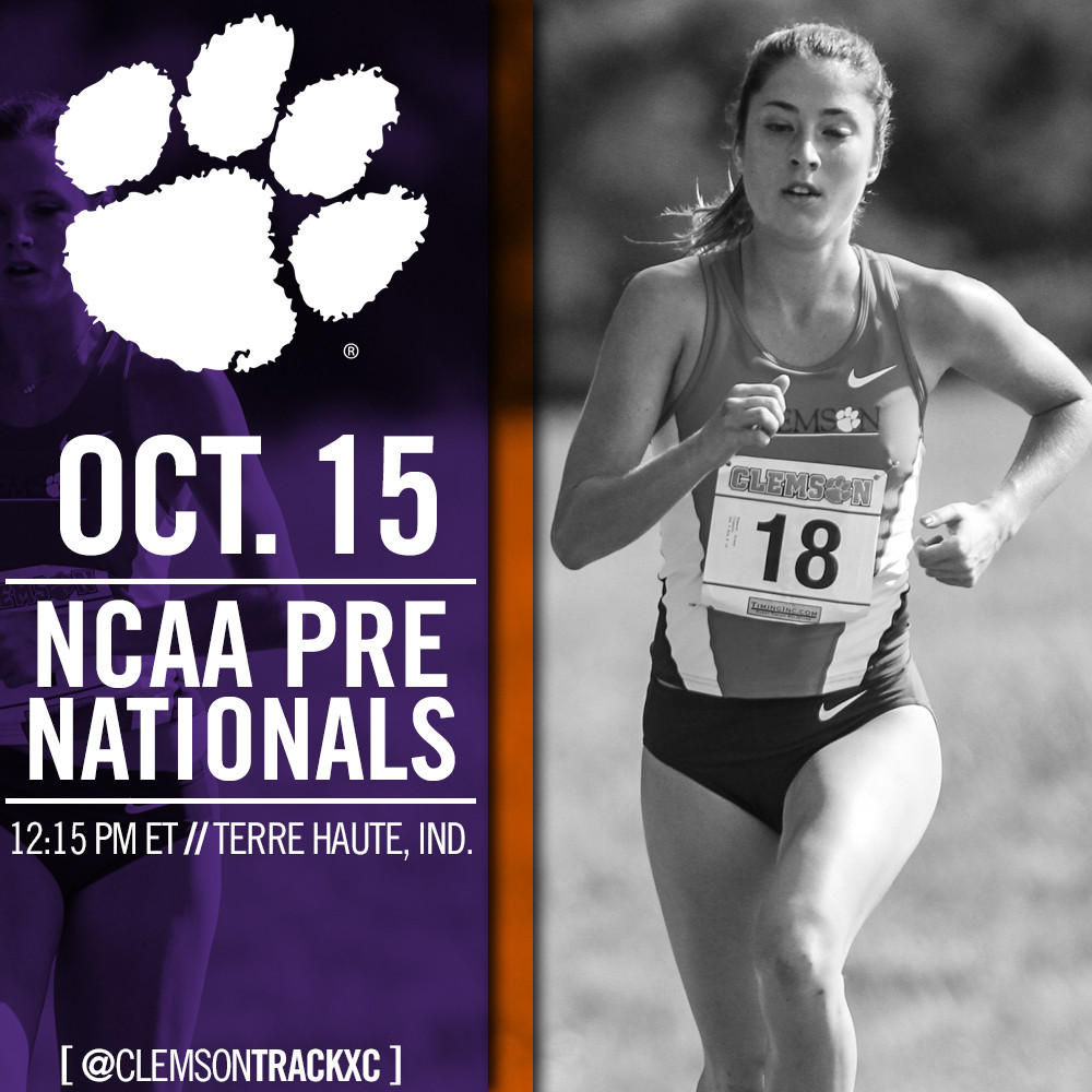 Clemson Heads to Indiana for Pre-Nationals