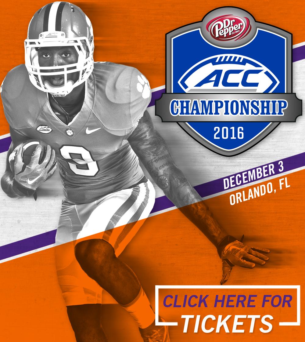 ACC Championship Tickets