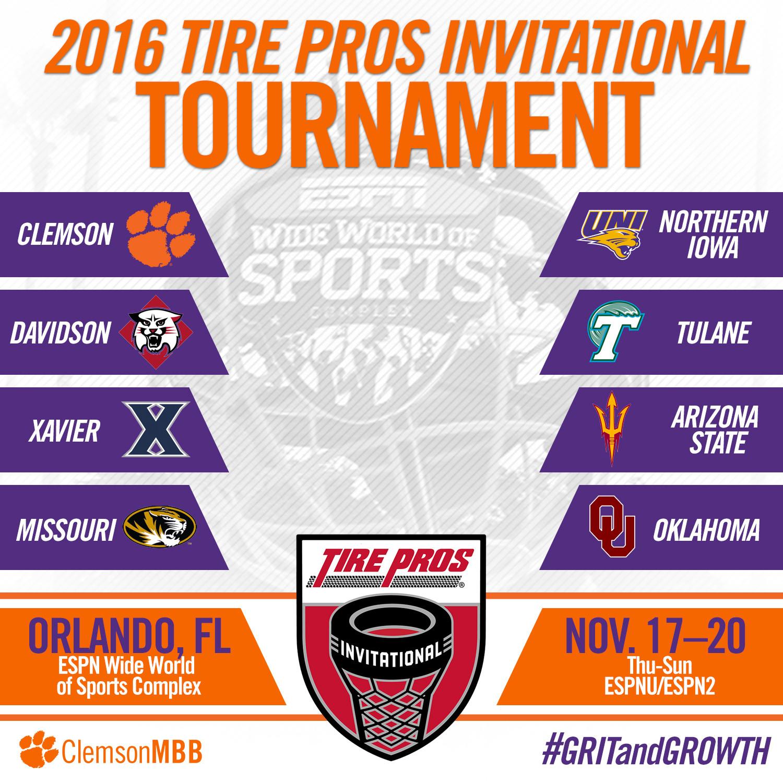 Tigers Head to Orlando