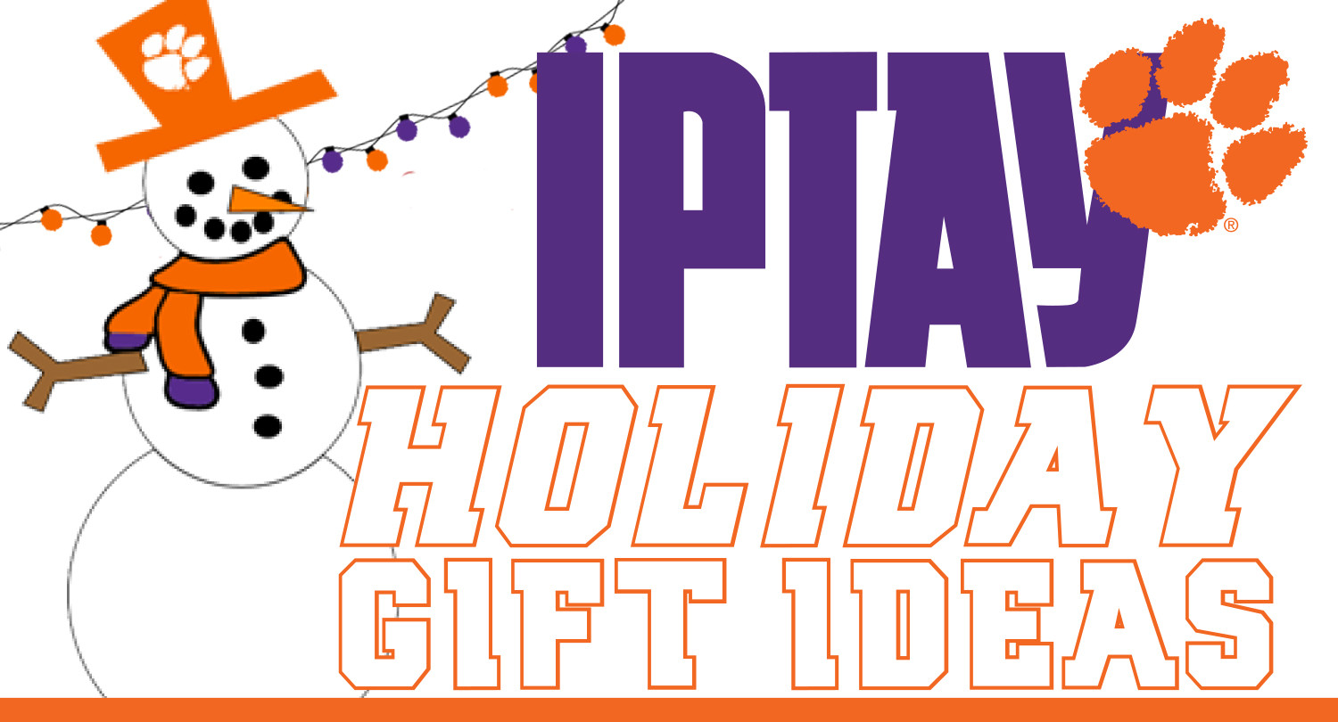 IPTAY Gift Ideas For The Upcoming Holiday Season
