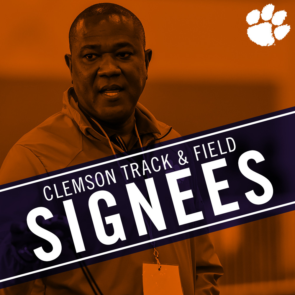 Track & Field Signs Four