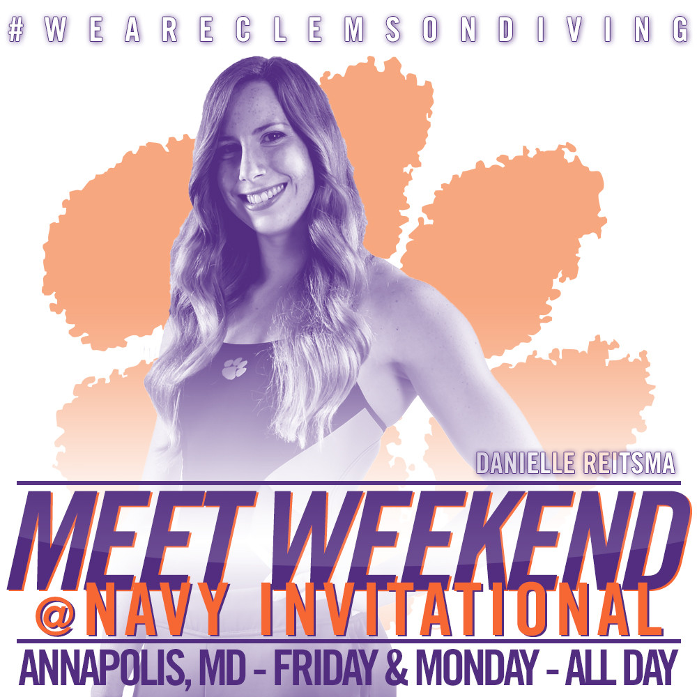 Tigers Travel to Annapolis for Navy Invitational