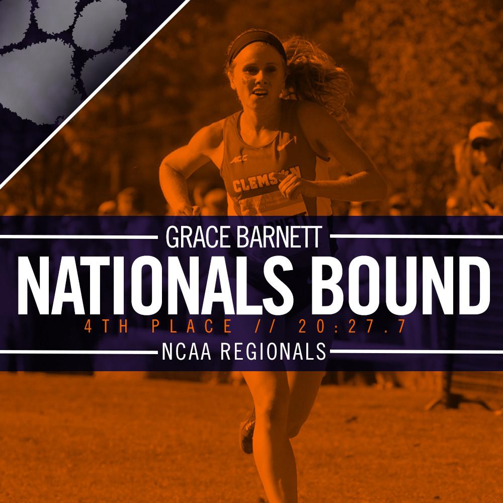 Grace Barnett Qualifies For Nationals