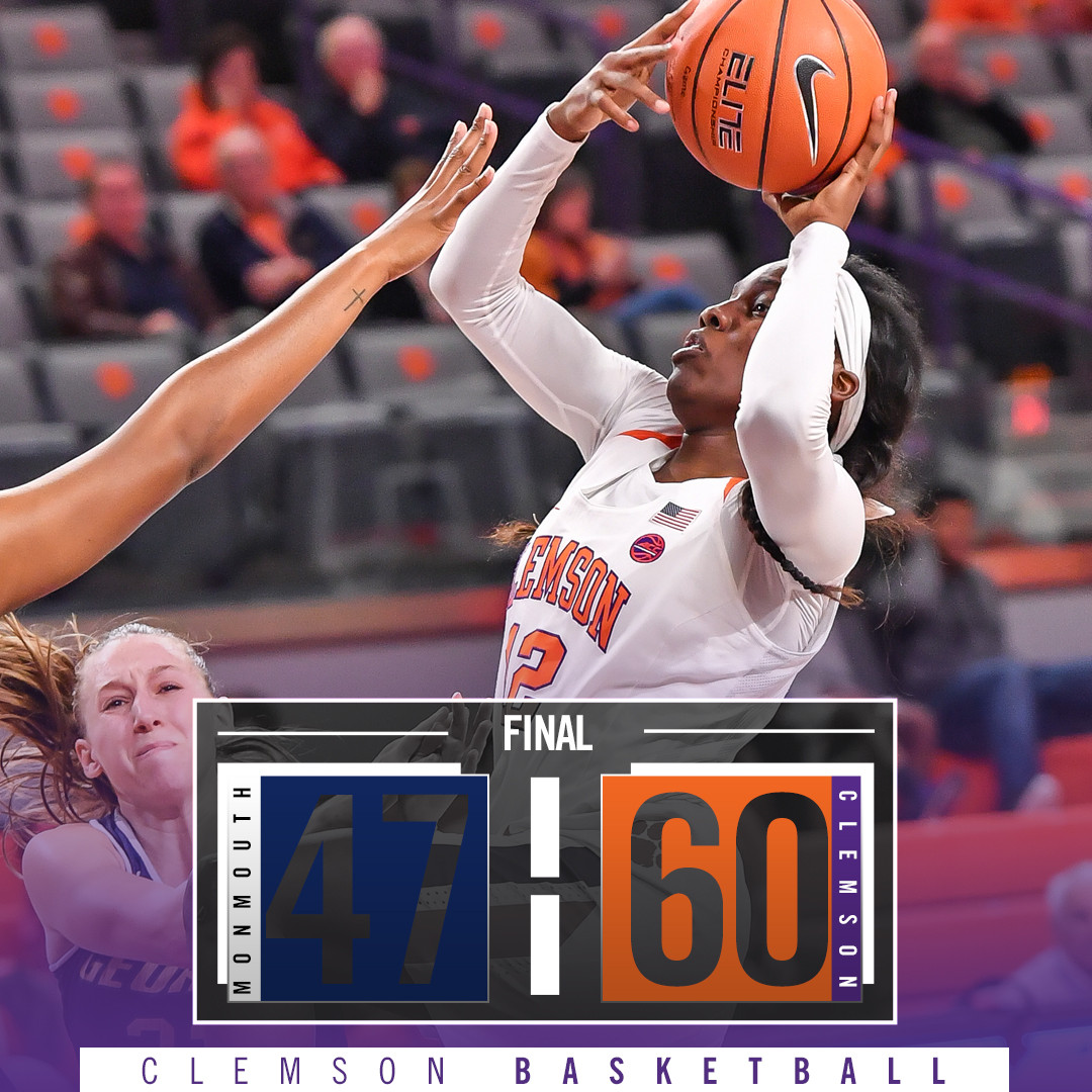 Tigers Improve to 4-0 with 60-47 Road Win vs. Monmouth