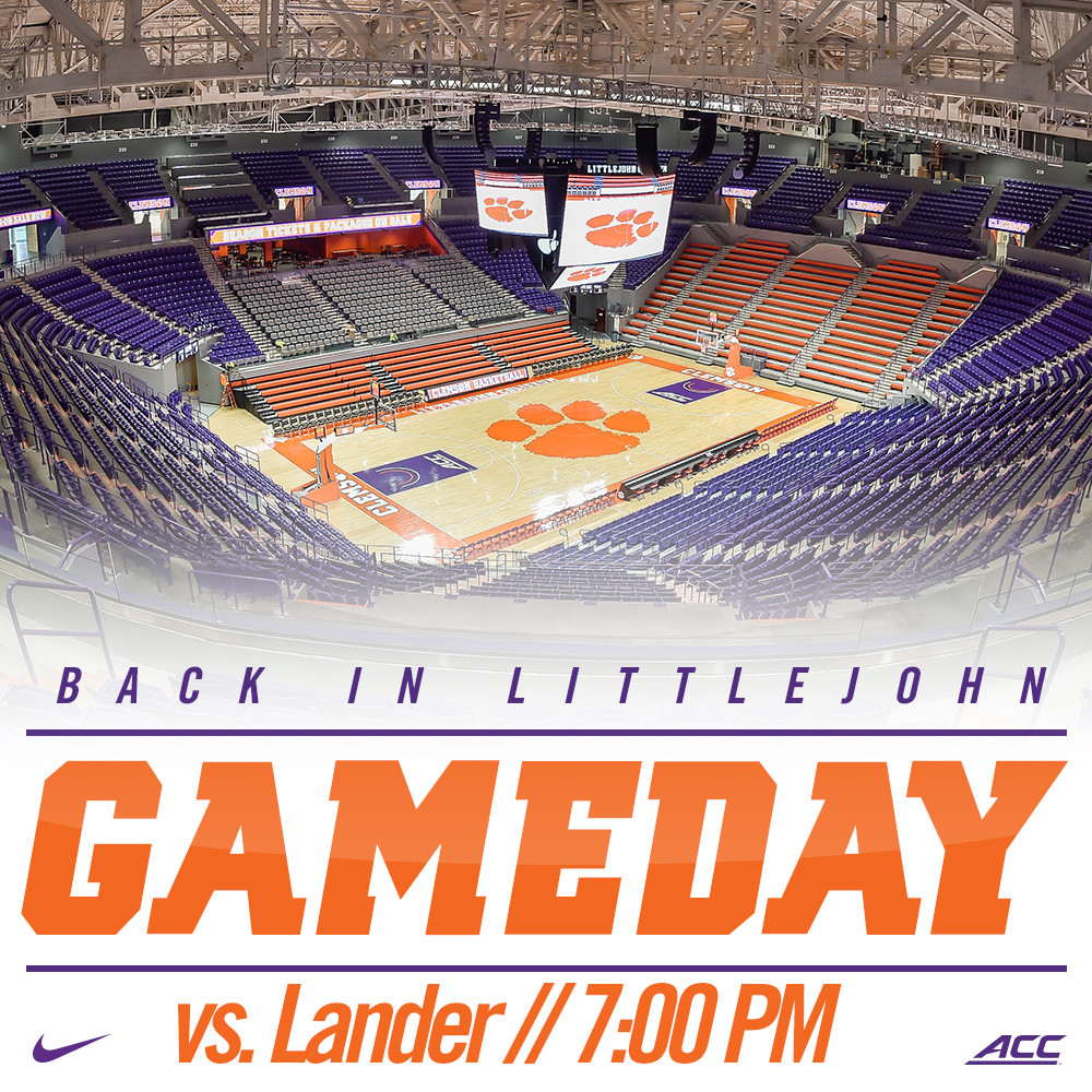 Tigers Host Lander in Exhibition