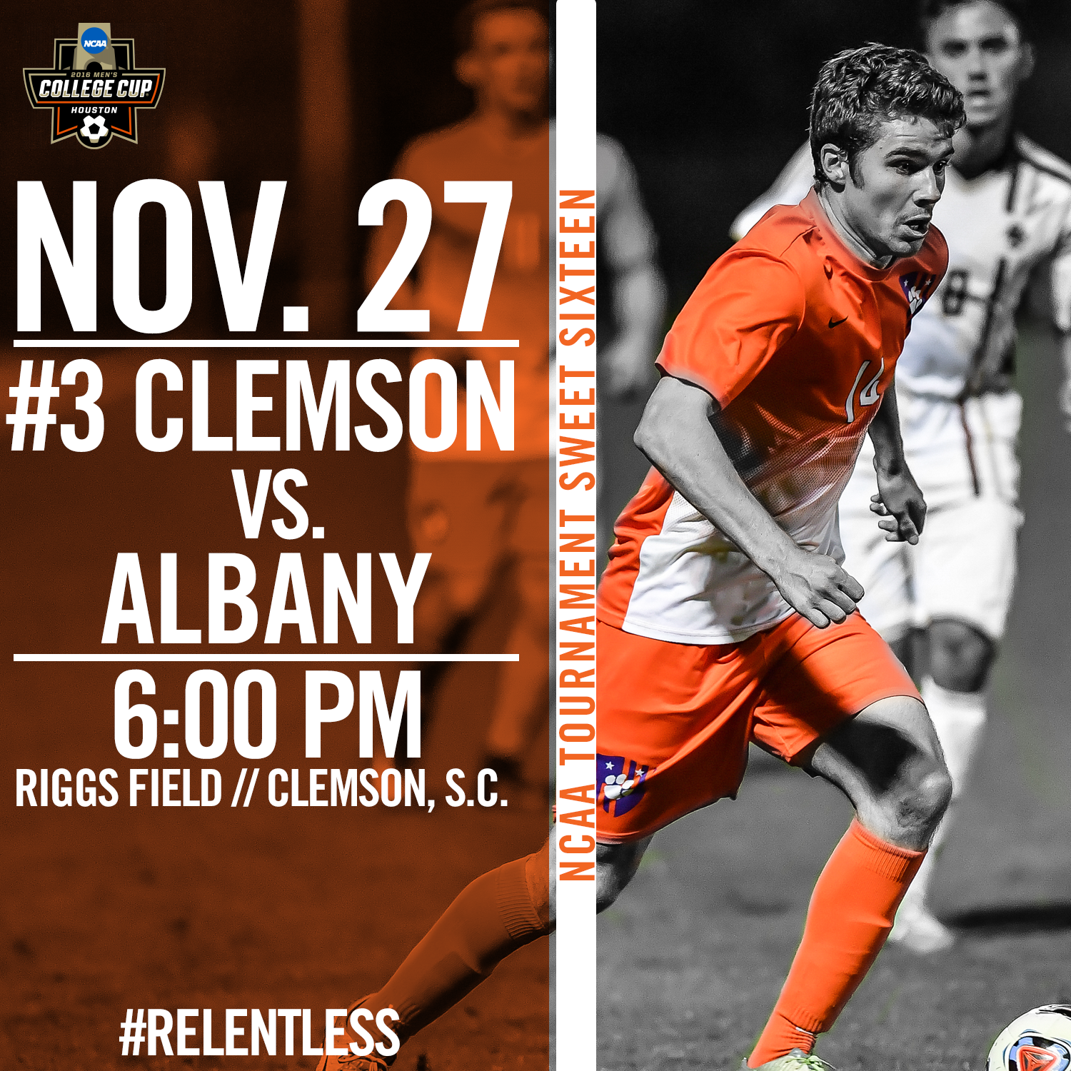 Tigers Welcome Albany for Sweet 16 Matchup Sunday