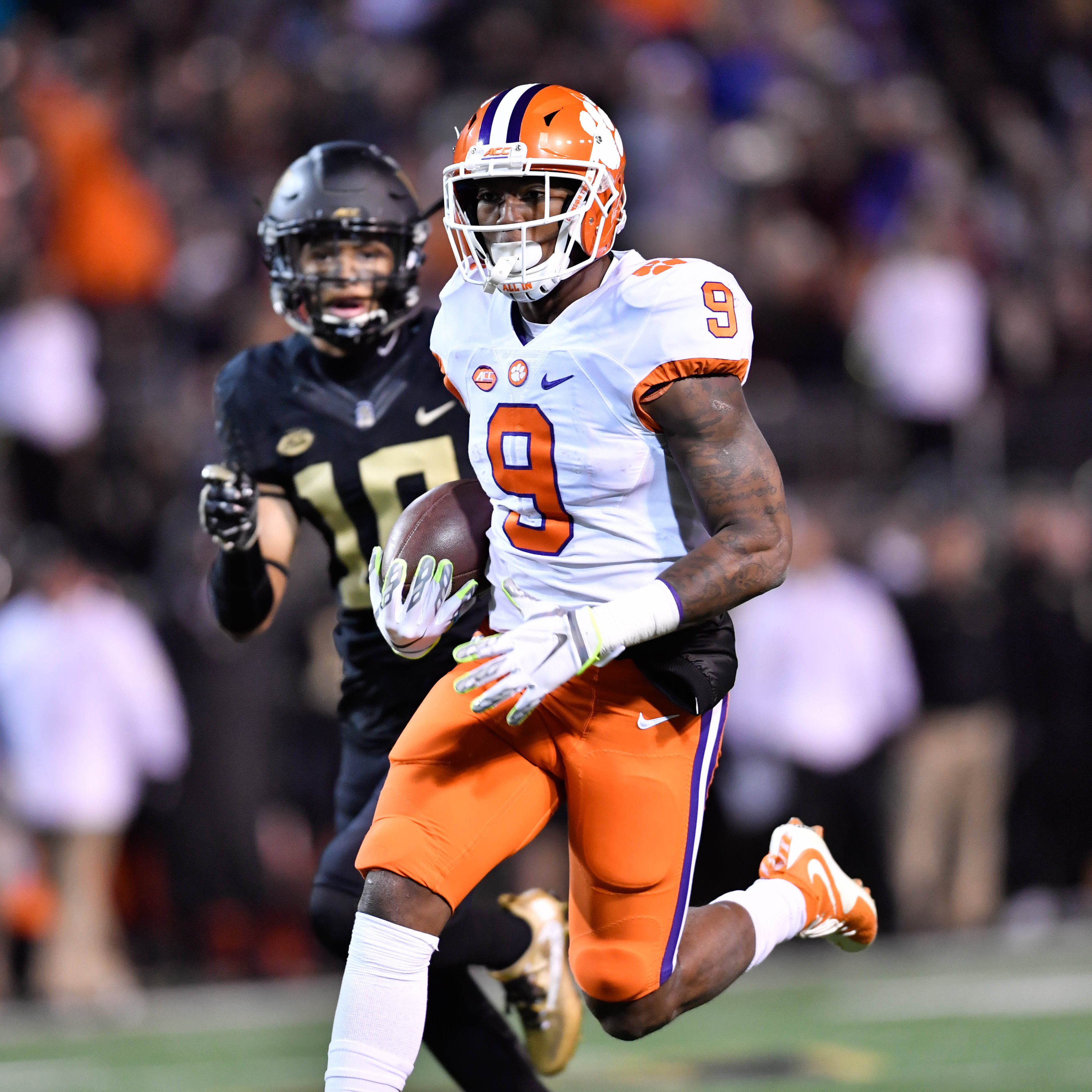 Clemson Beats Wake, Earns Trip to ACC Championship Game